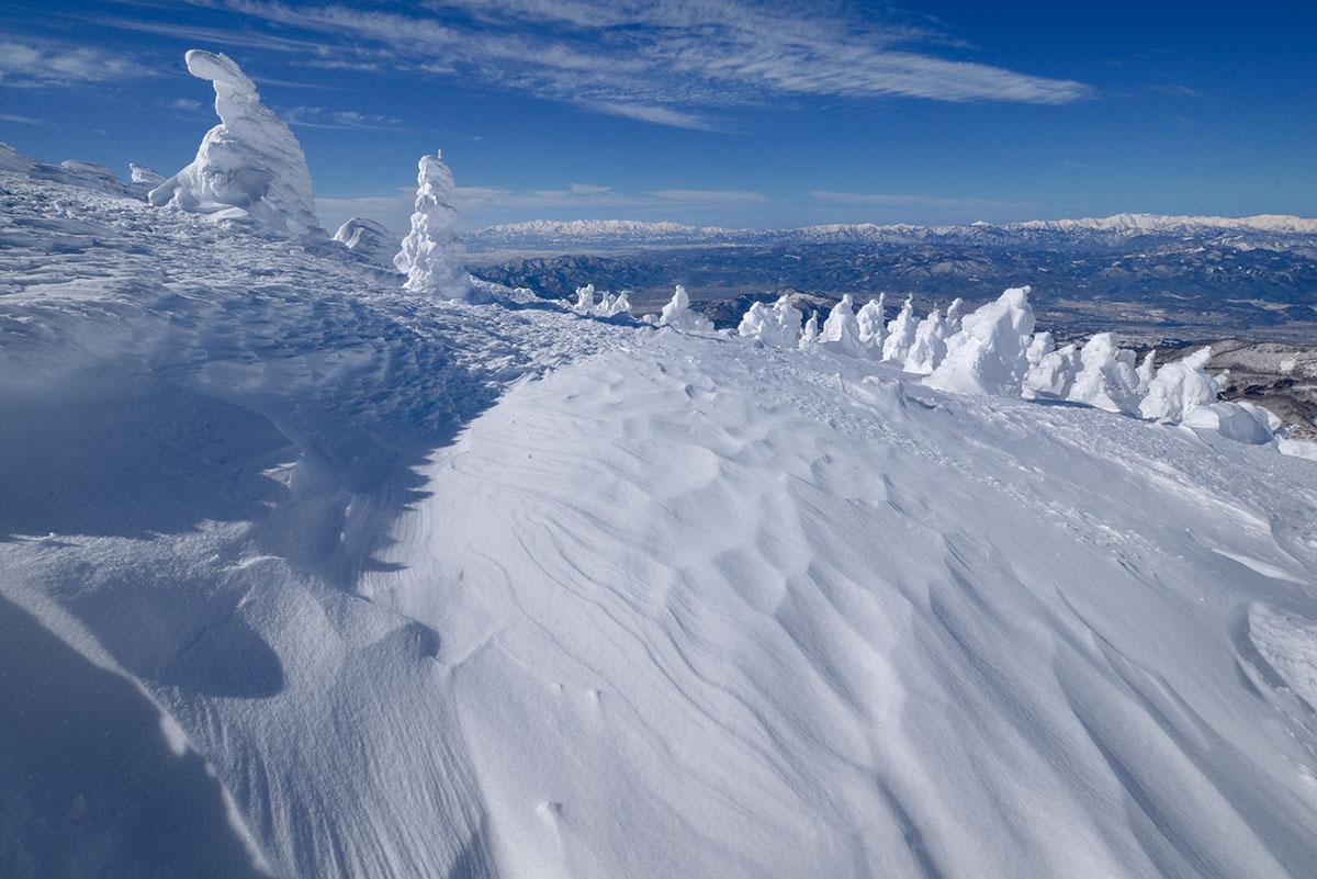 樹氷の蔵王